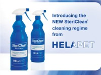 NEW SteriClean BIO+ range - Cleaning Regime