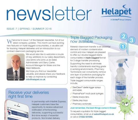 Q1 Newsletter