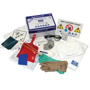 Berner XP Cytotoxic Spill Kit <br /><em>Extra Protection, Latex Free</em>