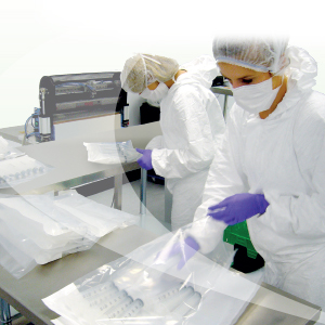 Cleanroom Packing & Liquid Filling