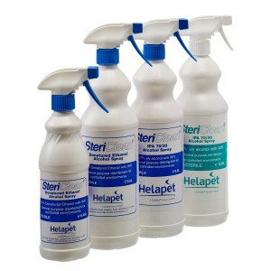 Alcohol Sprays <span class=smallest> <br />Sterile and non-sterile</span>