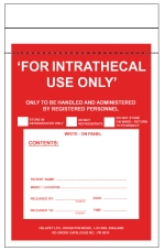 Intrathecal Bag