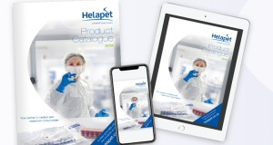 New Helapet 2018 Product Catalogue - <em>out now!</em>