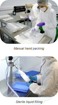 New cleanroom packaging & liquid fill service unveiled