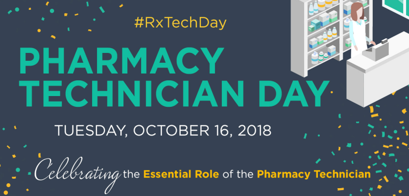 Pharmacy Technician Day 2018