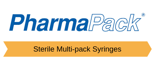 PharmaPack - Sterile Multi-pack Syringes